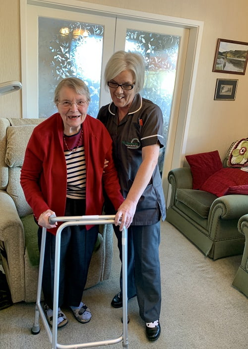 Assistance with Mobility Salford, Worsley, Eccles, Manchester