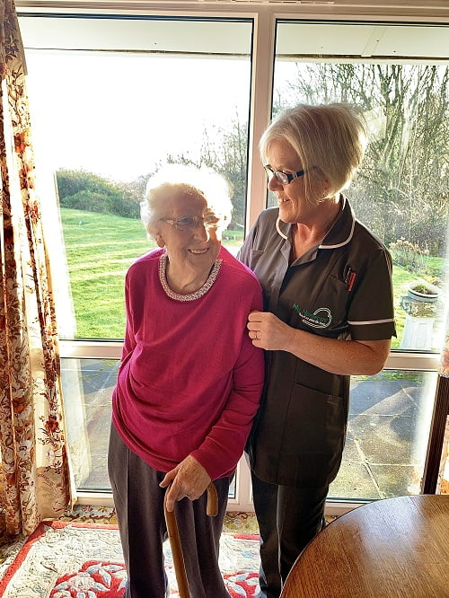 Live in Care Salford, Worsley, Eccles, Manchester